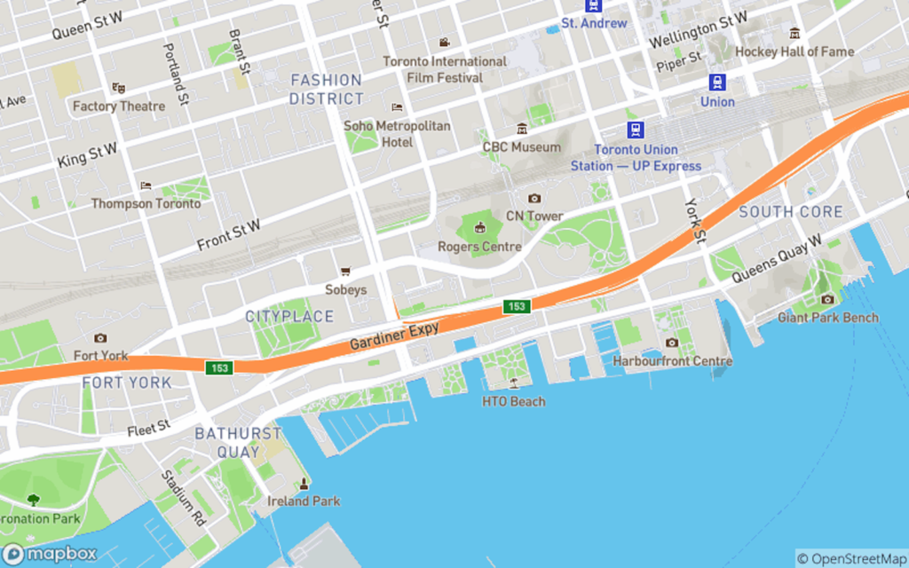 Maps in Slack using quick-map   Sparkgeo